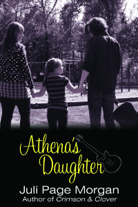 Athena's Daughter by Juli Page Morgan
