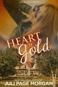 Heart of Gold by Juli Page Morgan