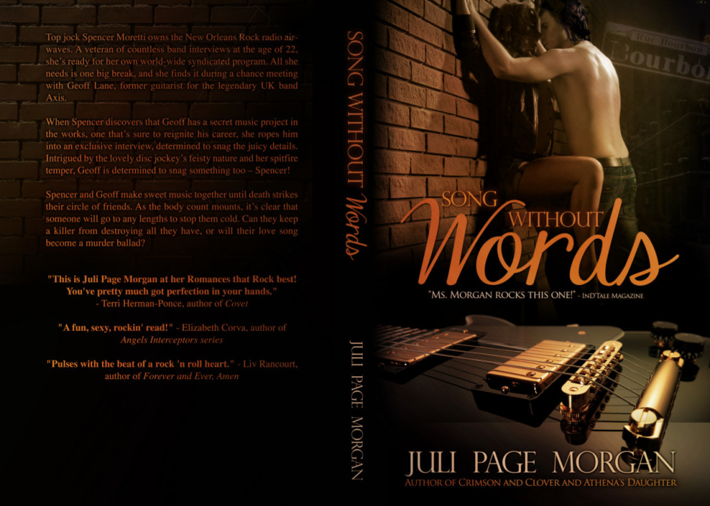 Song Without Words by Juli Page Morgan