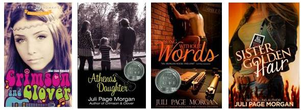 Juli Page Morgan, Bestselling Author of Romances that Rock