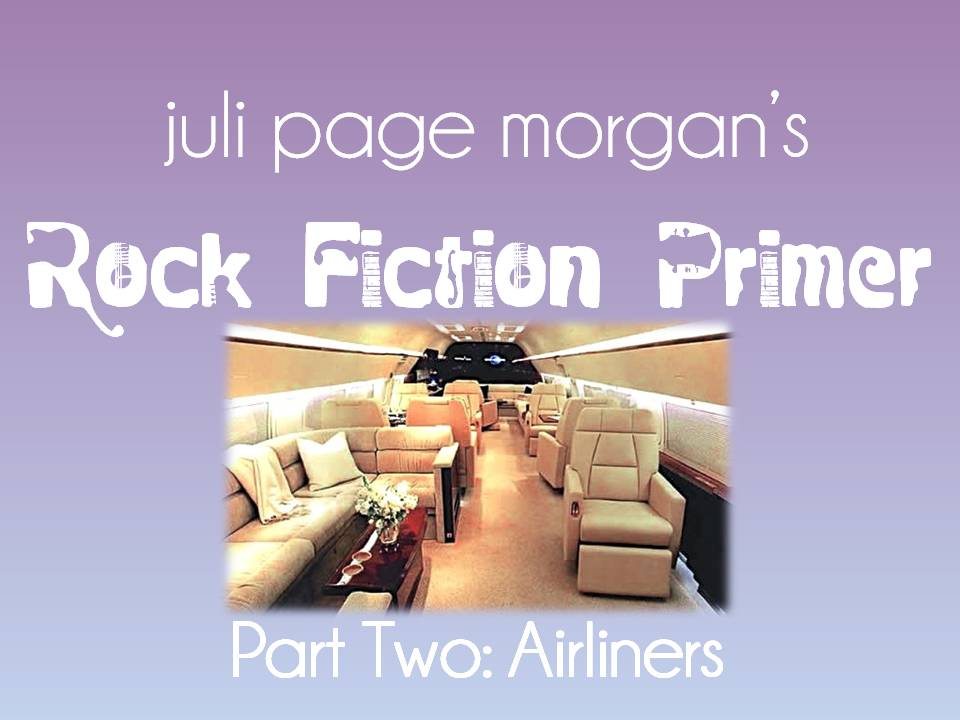 Juli Page Morgan's Rock Fiction Primer