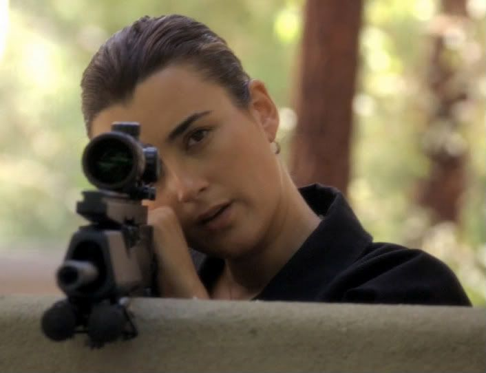 Ziva David of NCIS, a great representation of a strong fictional woman