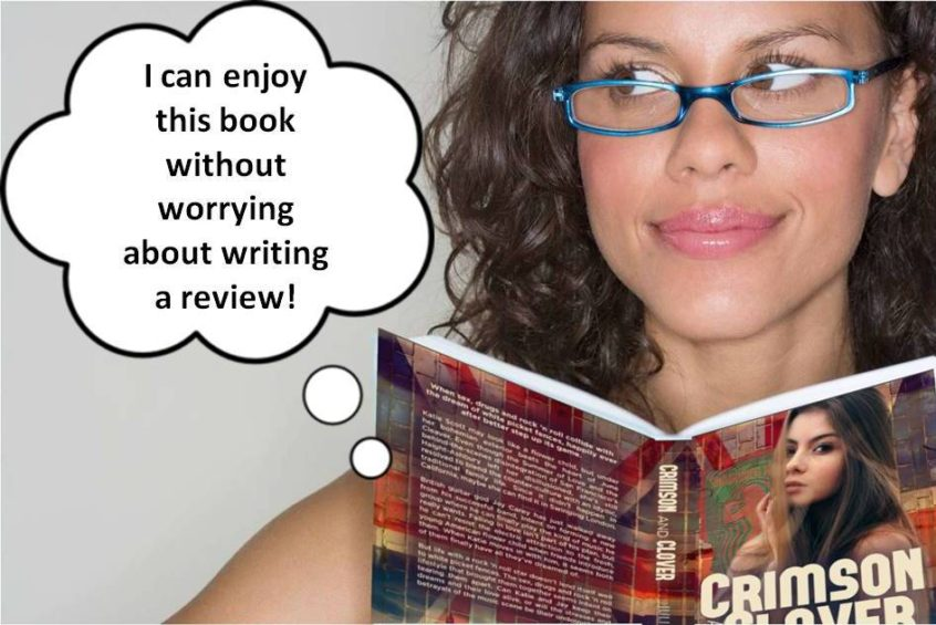 Juli Page Morgan - You do NOT have to write a review