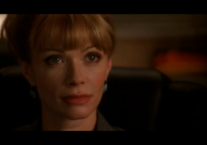 Jenny Shepard of NCIS, another good example of a strong fictional woman